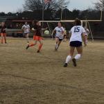 Girls Varsity Soccer beats Monacan 3 – 0
