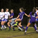 Girls Varsity Soccer falls to Deep Run 2 – 0