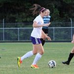 Girls Varsity Soccer beats Clover Hill 4 – 1