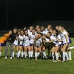 Girls Varsity Soccer beats Cosby 3 – 2