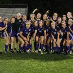 Girls Varsity Soccer beats Monacan 1 – 0