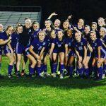 Girls Varsity Soccer beats Manchester 2 – 0