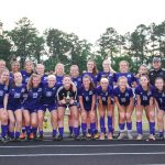 Girls Varsity Soccer beats Colonial Forge 3 – 1 to win Region Final!