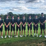 JRHS Golf Team Competes at Regionals