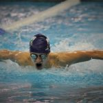 Varsity Swim vs Midlothian