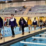 Varsity Swimming beats Matoaca