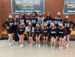 JR Cheer Wins 4-Team Cheer Competition!!!
