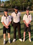 Rapids Golf Scores Another 3-team Match Victory on Senior Night!