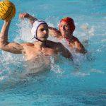 Clairemont High School Boys Varsity Water Polo beat San Pasqual High School 16-8