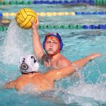 Clairemont High School Boys Varsity Water Polo beat Ocean View 10-4