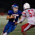 Clairemont High School Varsity Football beat Crawford – HOMECOMING 24-13
