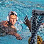 Clairemont High School Boys Varsity Water Polo beat Rancho Bernardo High School 9-7