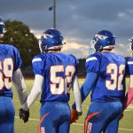 Clairemont High School Varsity Football beat Coronado High School 36-7