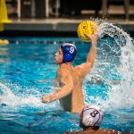 Clairemont High School Boys Varsity Water Polo beat Santana High School 10-9