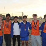 XC Earn All-League Honors