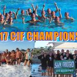 Clairemont High School Boys Varsity Water Polo beat Rancho Bernardo High School 10-5