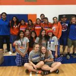 Girls Varsity Wrestlers take 2nd place overall at 2017 Lady Chieftains Invitational