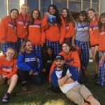 Girls Varsity Wrestling finishes 3rd place at Steele Canyon Tournament