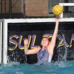 Girls Varsity Water Polo beats Santana 5 – 2