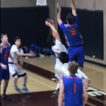 Boys Varsity Basketball falls to Escondido Charter 59 – 57