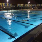 Girls Varsity Swimming beats High Tech High – Media Arts 80 – 64