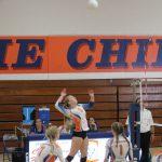 Girls Varsity Volleyball 17-18