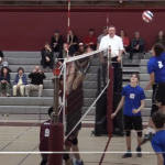 Boys Varsity Volleyball beats Kearny 3-0, in the news with KUSI