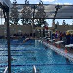 Girls Varsity Swimming falls to Mira Mesa 101 – 67