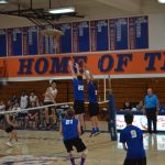 Boys Varsity Volleyball beats Serra 3-1