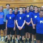 Boys Volleyball beats Escondido Adventist 3-1 in CIF semifinals
