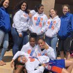 Congrats to the girls basketball award recipients