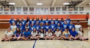 girls volleyball teams