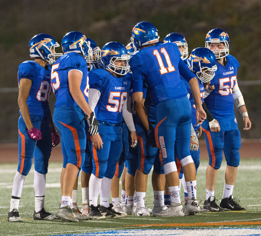Clairemont's New Head Football Coach