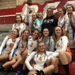 JV Girls Volleyball 9/6/18