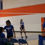 Freshman Girls VB 9/6/18