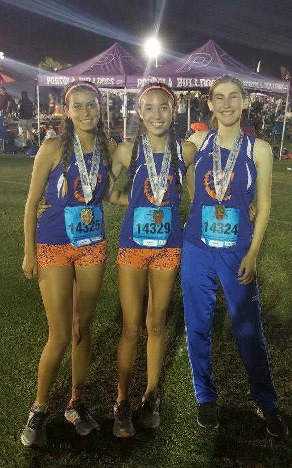 Winner, Winner, and Medals for Dinner
