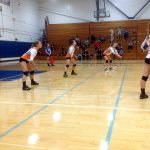 Girls Varsity Volleyball beats Mira Mesa 3 – 2