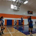 Girls Freshman Volleyball vs San Diego 2 – 0