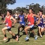 Cross Country Finishes 4th Overall