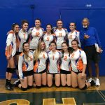 Girls Junior Varsity Volleyball beats San Diego 2 – 0
