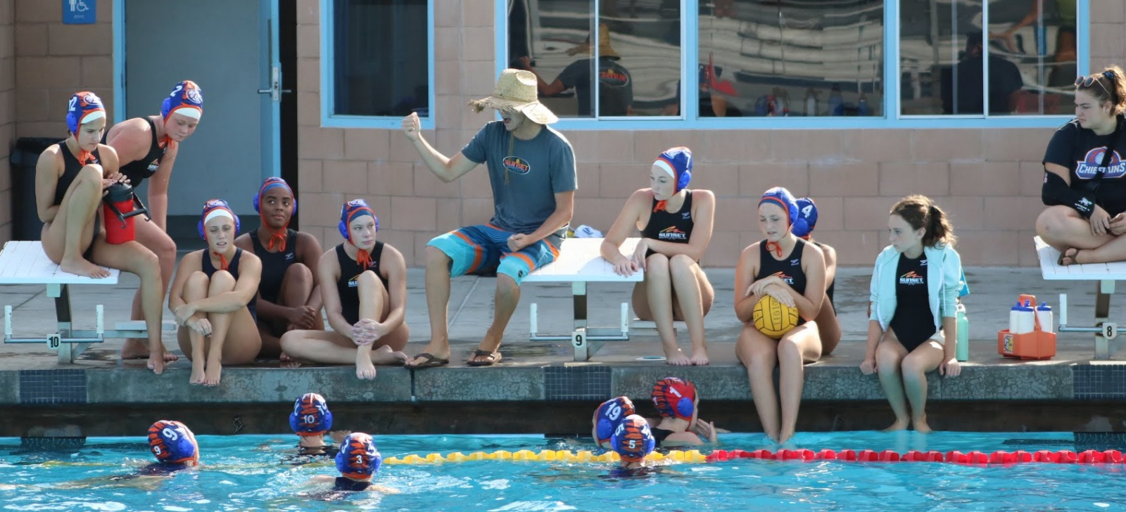Girl's Water Polo Season Preview