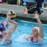 Girls Junior Varsity Water Polo beats Point  Loma 8 – 4