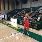 Clairemont Chiefs Boys Basketball took second place in the Mar VistaTournament last night