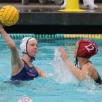 Girls Varsity Water Polo Downs Mavericks 6-4