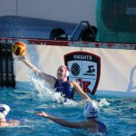 Girls Junior Varsity Water Polo beats Patrick Henry 7 – 0