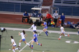 Girls Varsity Soccer vs Mira Mesa