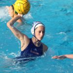 Girls Varsity Water Polo Overwhelm Patriots 10-2