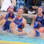 Girl's Water Polo Advances to Quarter Finals!