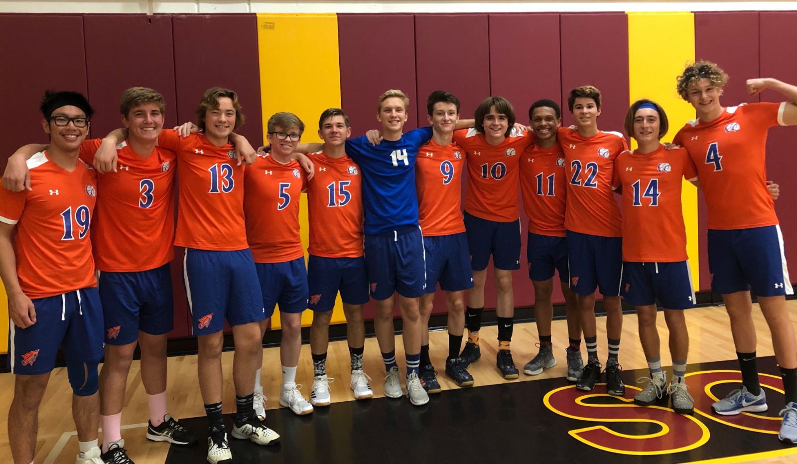 Congrats to Boys Varsity Volleyball at the Sweetwater Tournament
