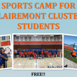 Spring Break Sport Camp Mar.23rd-25th